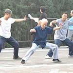 china chinees ontspannen taichi qikung