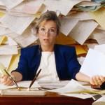 ontslagen niet blij werkdruk werknemers stress crisis